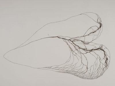 corps couche