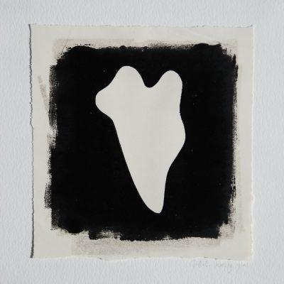 monochroom monotype